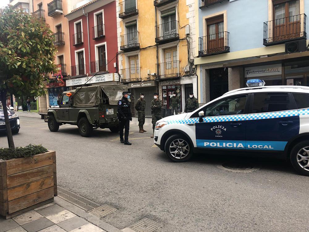Cuenca policia local