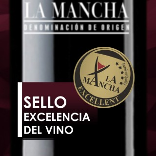 Detalle-sello-de-calidad-La-Mancha-Excelentt