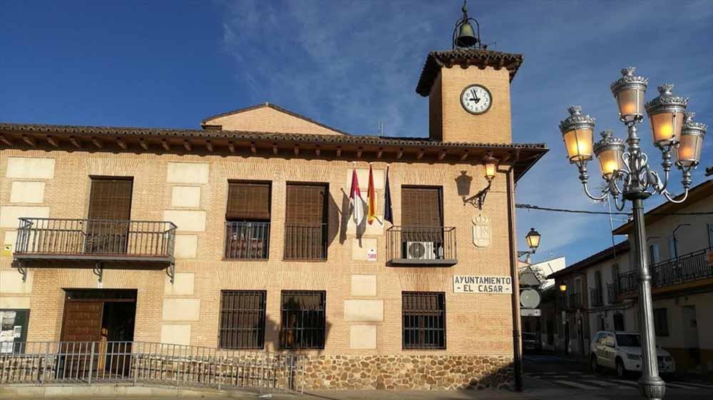 Ayuntamiento de El Casar Foto Google Maps