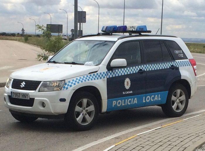 El Casar policia local