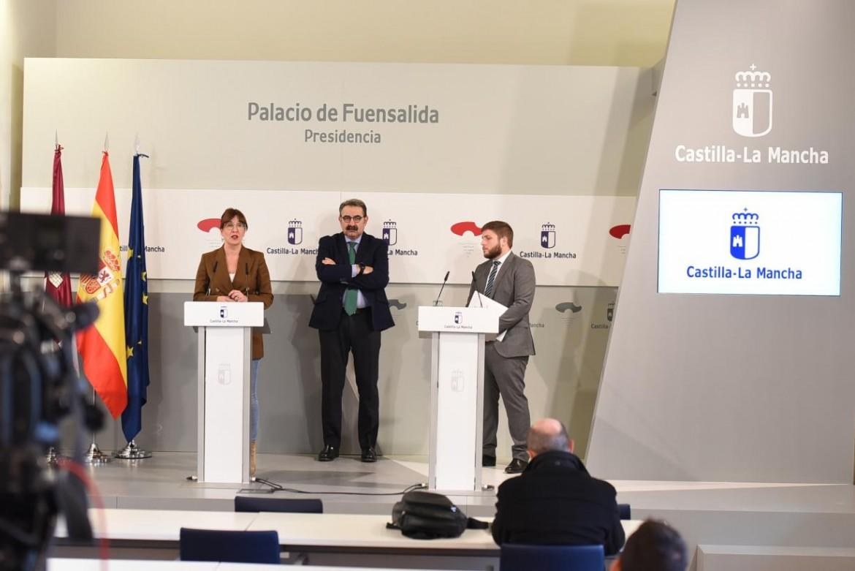 Fernández, Fernández Sanz y Hernando
