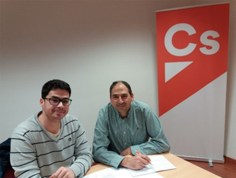 Jesús Torres concejal_olias