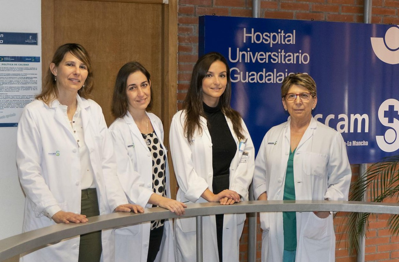 María Jesús Cancelo Hidalgo, jefa de Ginecología del hospital