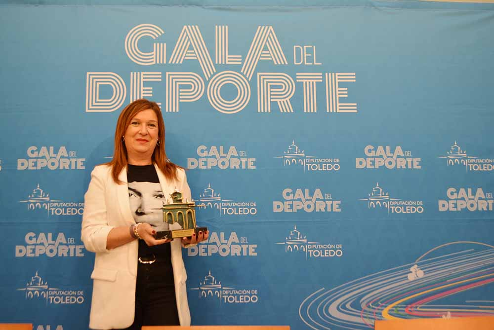 María Jesús Pérez presenta la XXVII Gala del Deporte 02032020