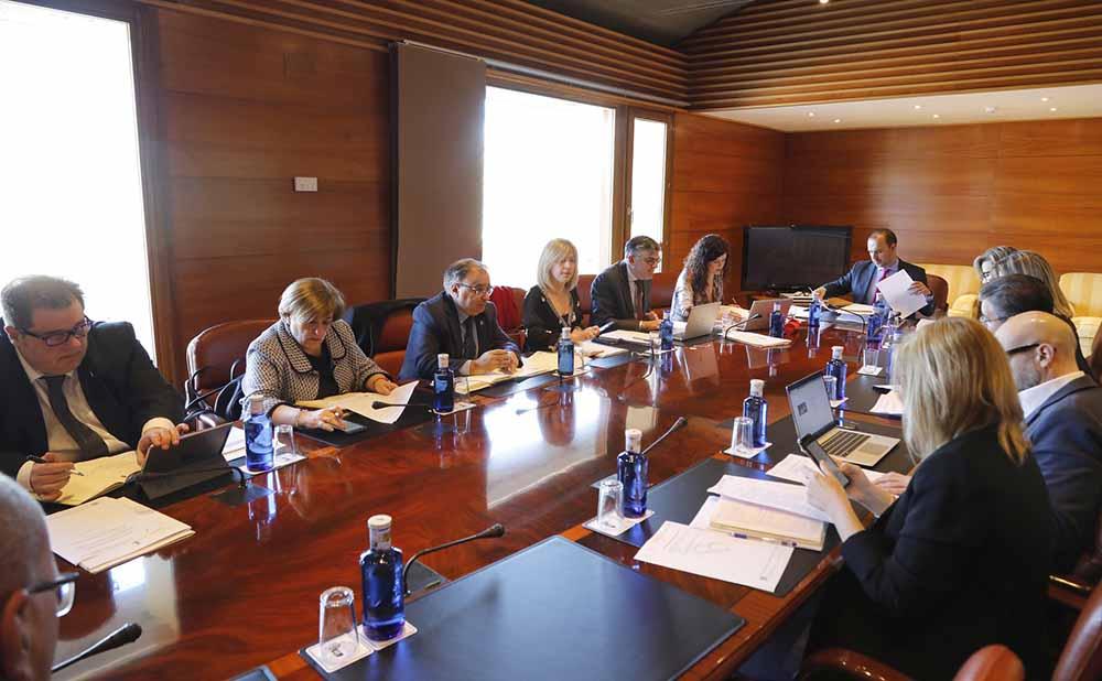 Mesa de las Cortes Regionales