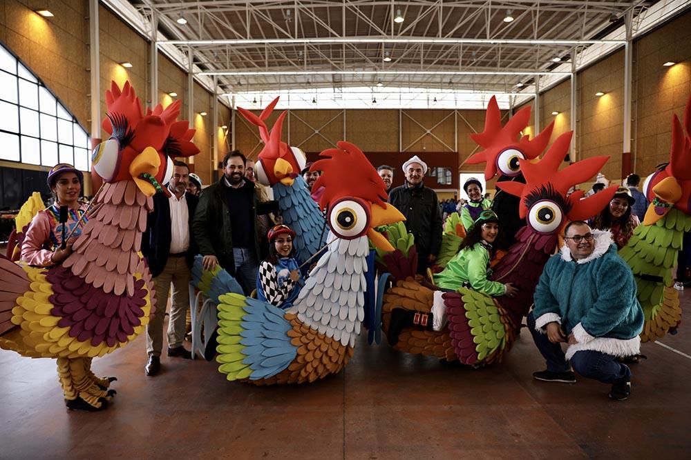 Núñez - Carnaval Villarrobledo 1