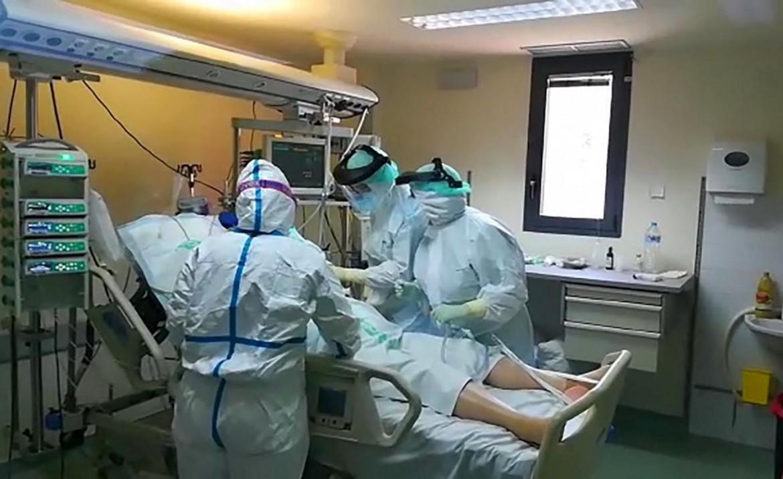 Paciente extubado