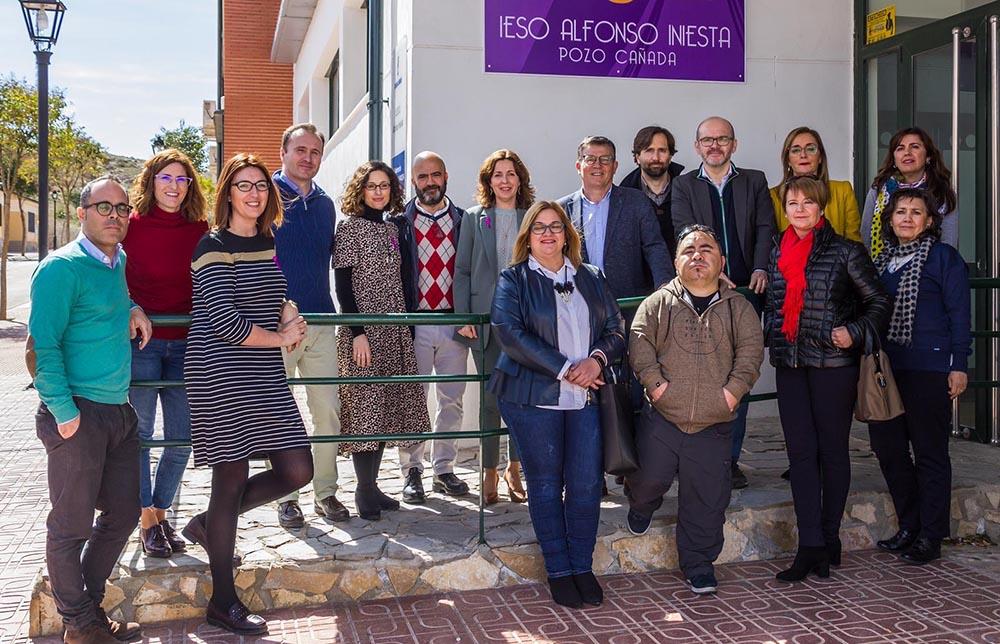 Plan de Igualdad del IESO de Pozo Cañada 1