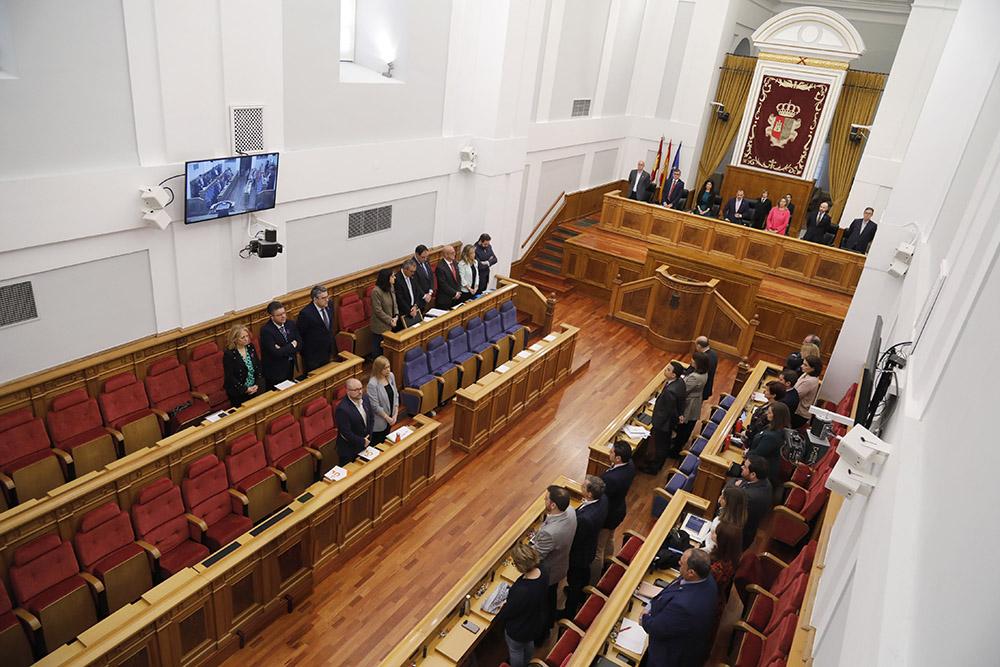 Pleno Cortes Regionale