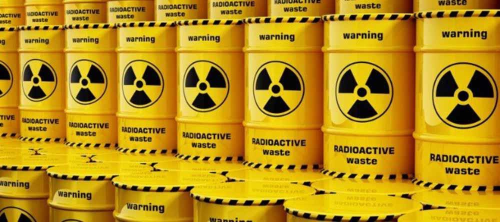 Residuos radioactivos