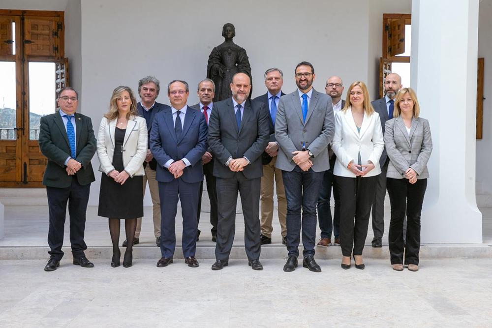 Reunion grupos parlamentarios