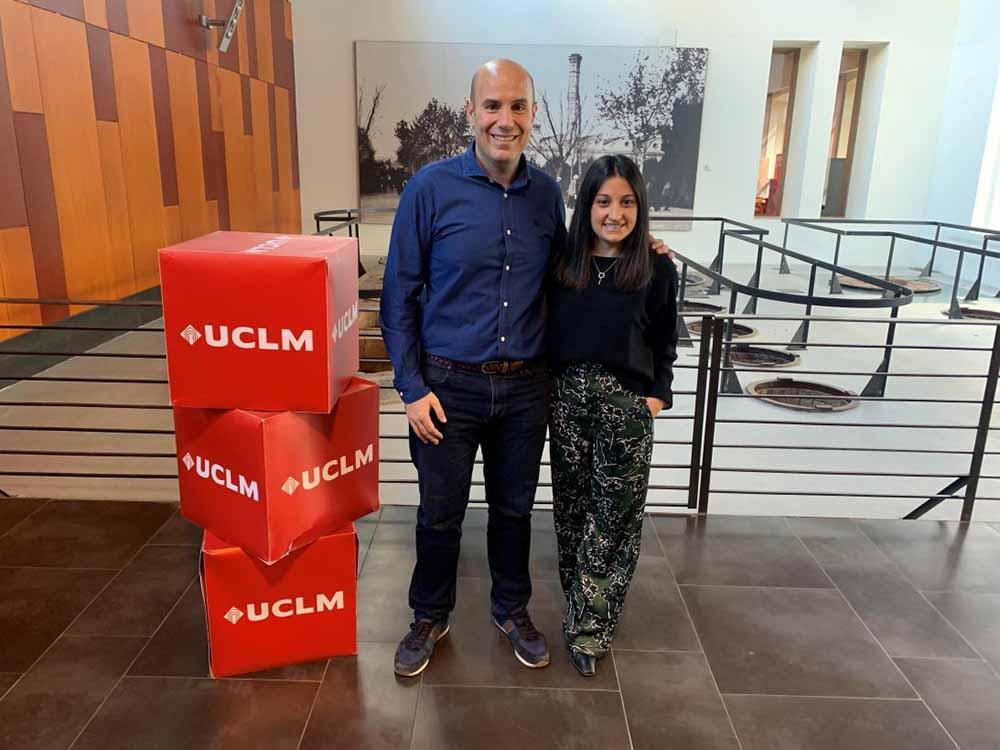 Rodriguez Gómez investigadora de la UCLM participa en un macroproyecto internacional