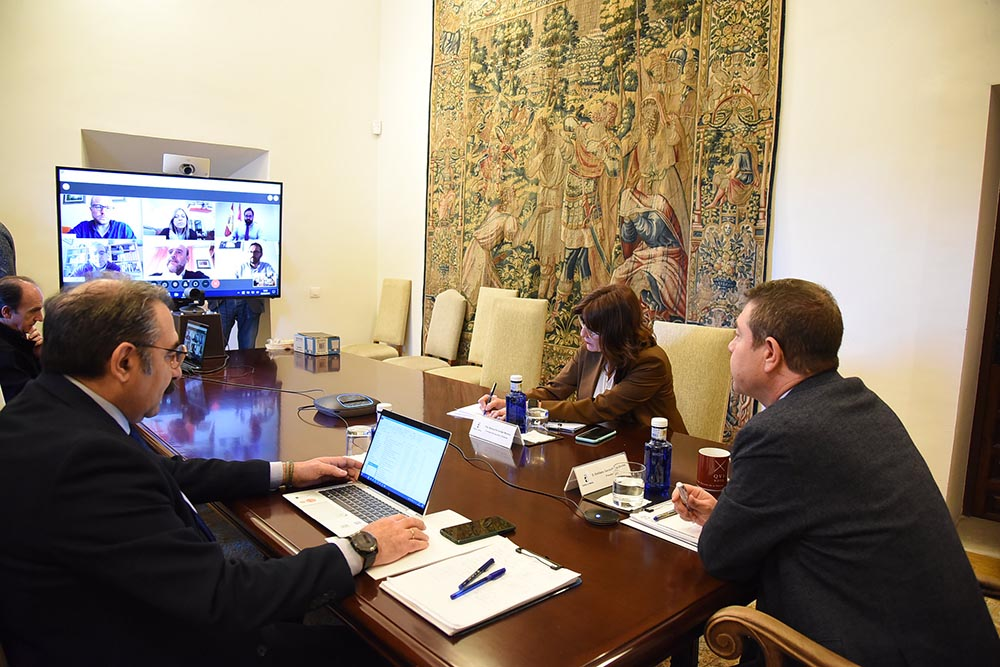 VideoconferenciaGobiernoCLM-PartidosPolíticos