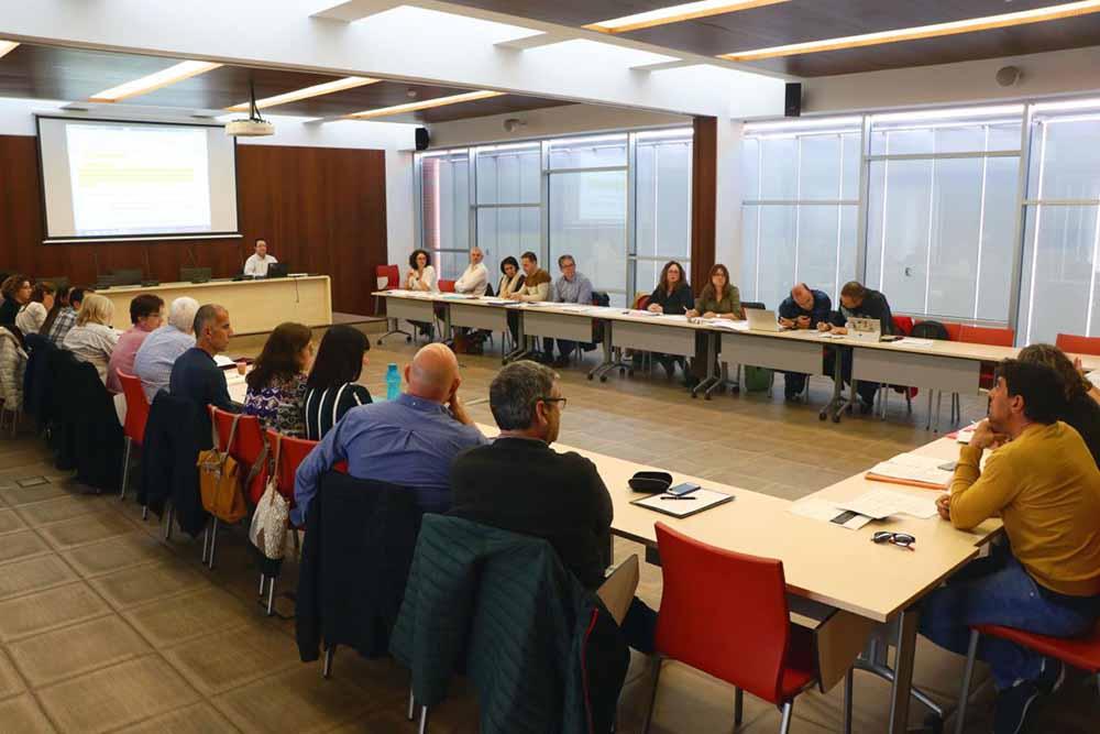 grupo de trabajo que diseñará un plan de actuación para mejorar la gestión de las Unidades de Fisioterapia