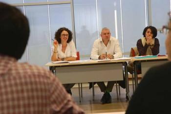 grupo de trabajo que diseñará un plan de actuación para mejorar la gestión de las Unidades de Fisioterapia1