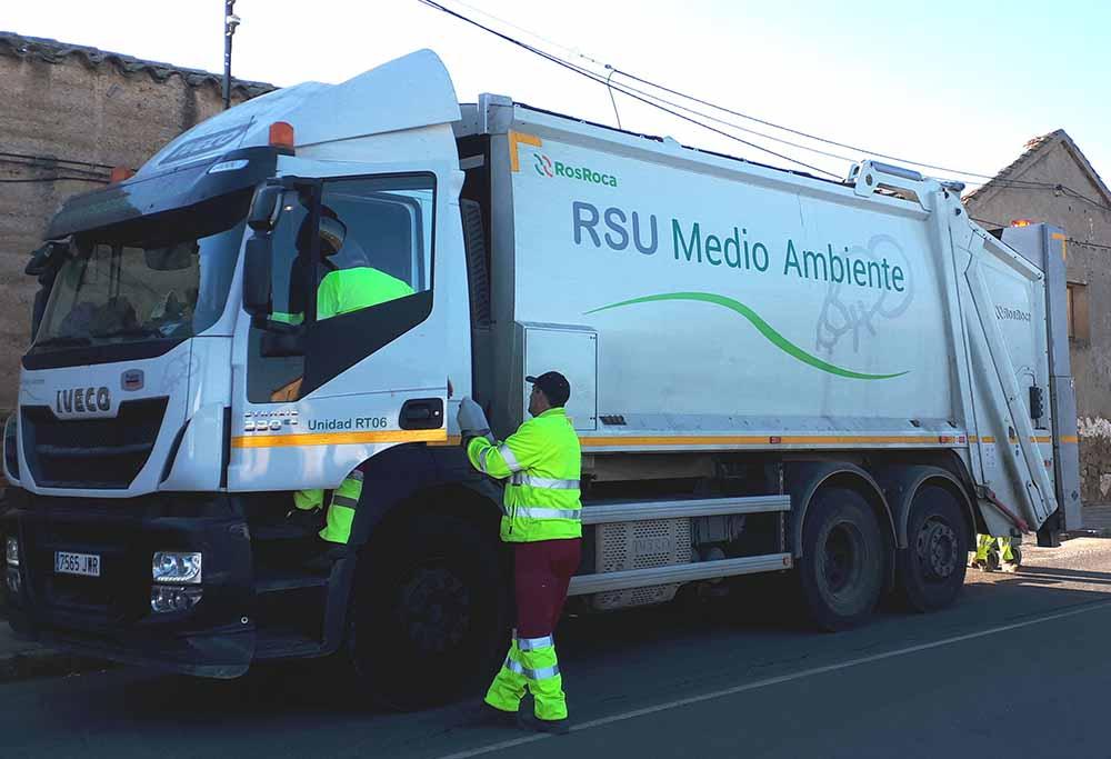 rsu recogida camión (2)