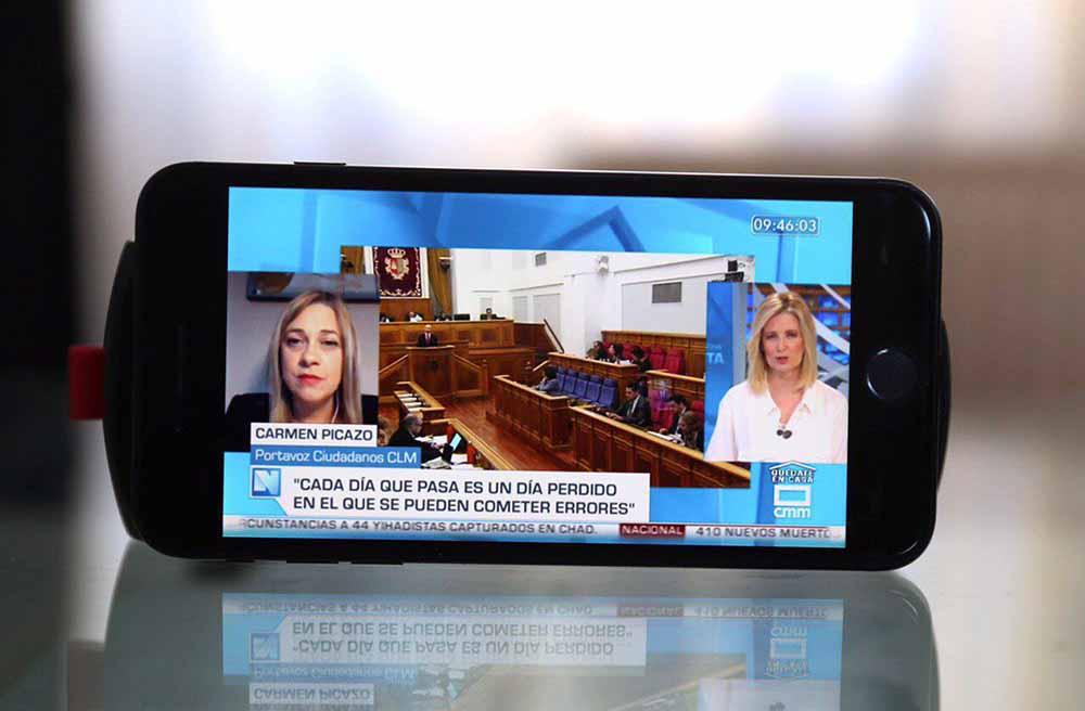 Carmen Picazo CLM Despierta