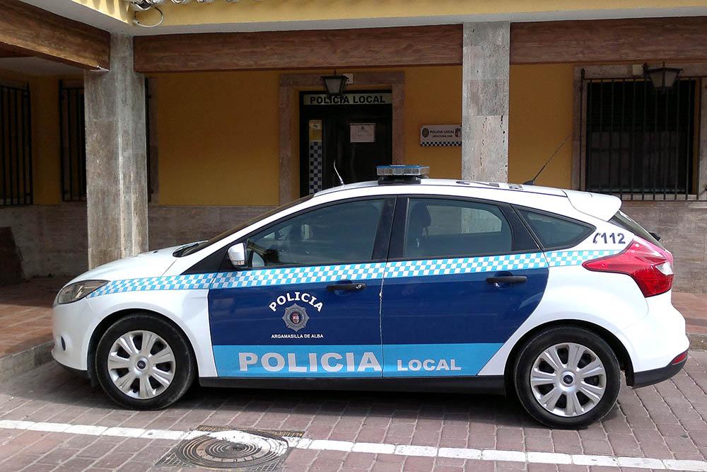 Coche Policia Local_AdeAlba