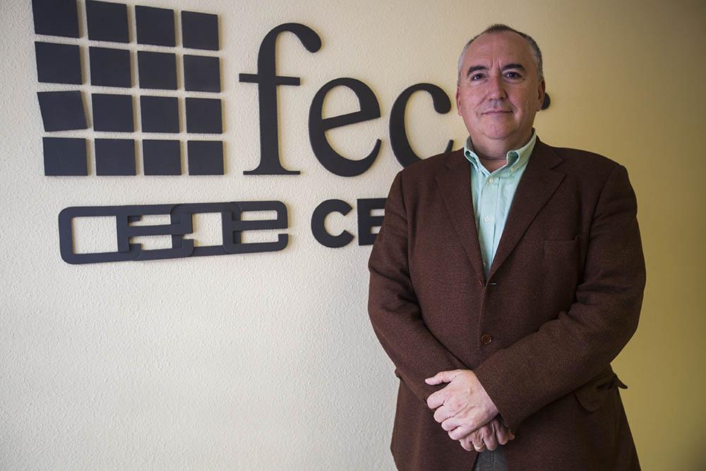 Entrevista a Carlos Marín, presidente de Fecir