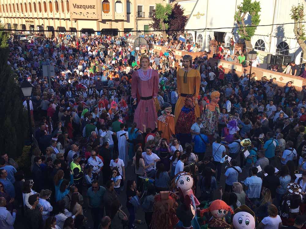 Fiestas Vigen de la Piedad en Santa Olalla (1)