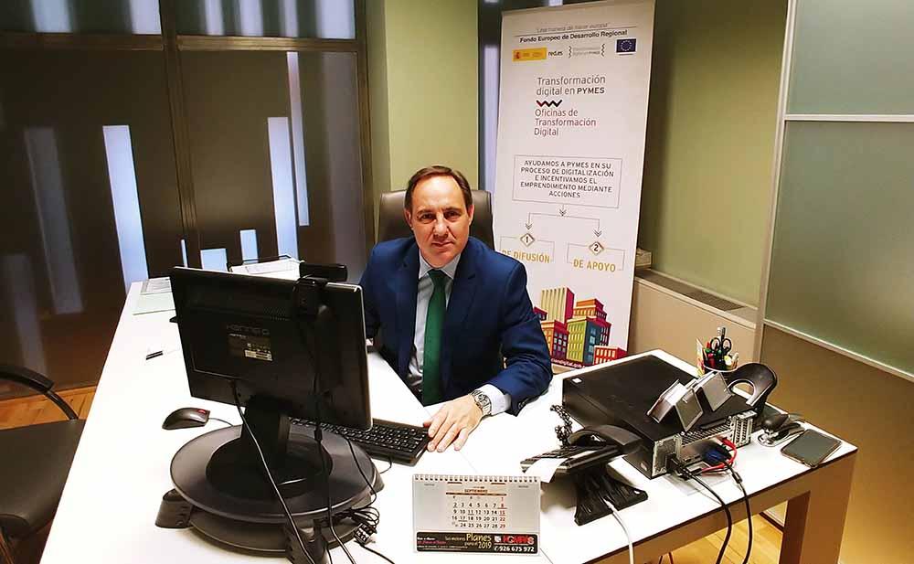 Manuel-Roque-director-OTD-CLM-Despacho