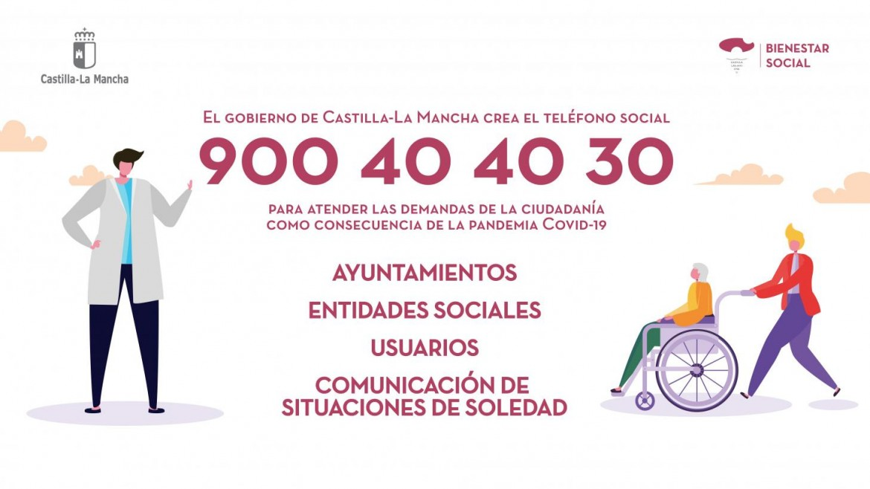 Telefono Social