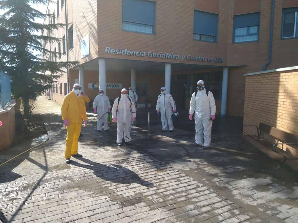 Villarrobledo Geacam limpieza
