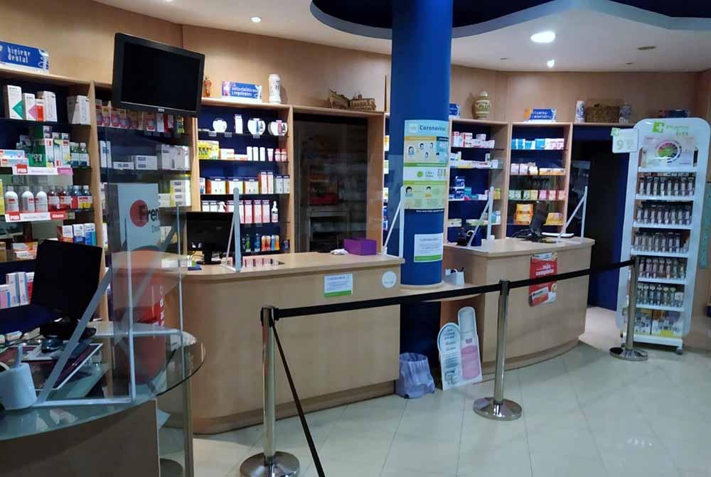farmacia de clm