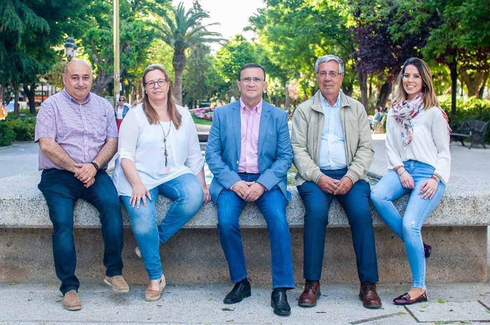 Grupo municipal de Cs Puertollano