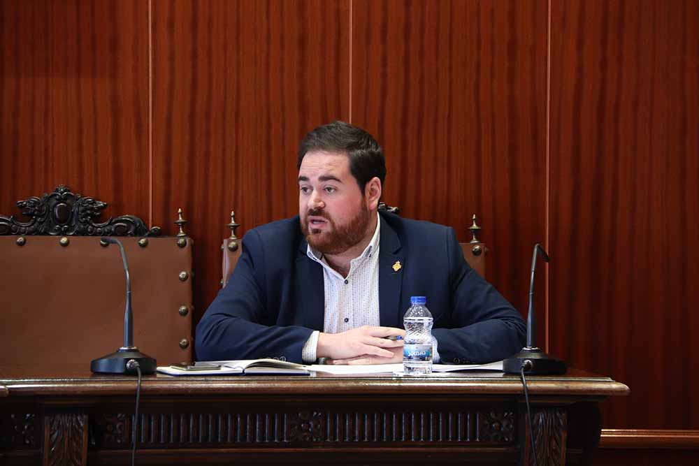 Pablo Camacho Reunión del comité organizador de Fercam (4)