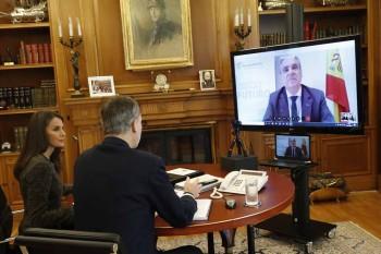 Reyes España-Consejo General Farmacúeticos