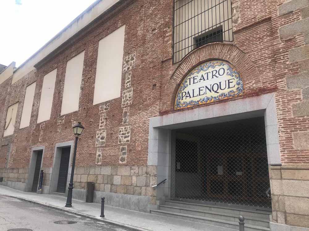Talavera Teatro Palenque