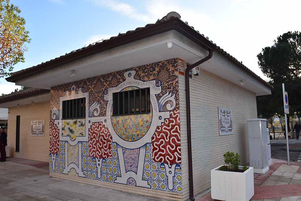 Talavera oficina turismo Talavera