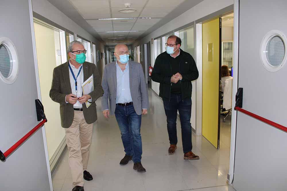 Visita Hospital Almansa 1