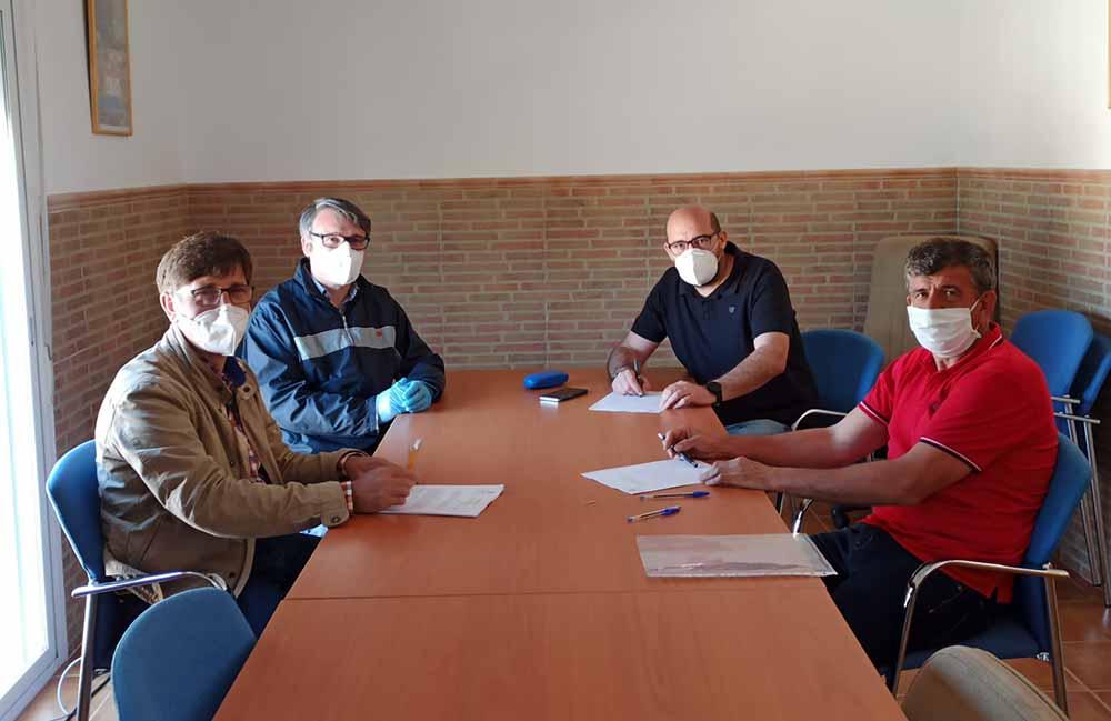 firma del contrato vivienda tutelada