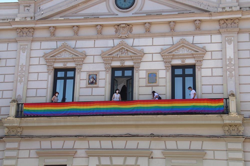 Alcázar Orgullo LGTBI 5