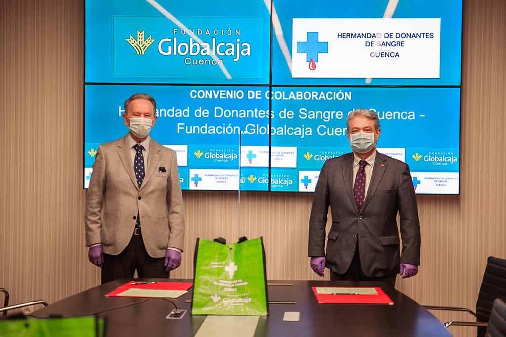 Globalcaja firma acuerdo