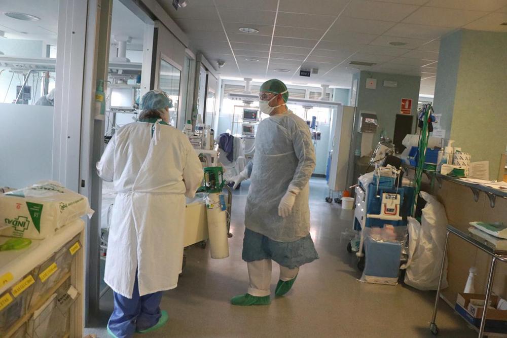 Hospital Mancha Centro quirófano