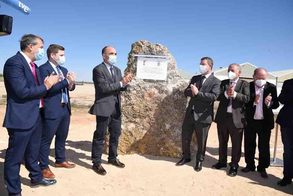 Inauguración poligono de Villarrobledo