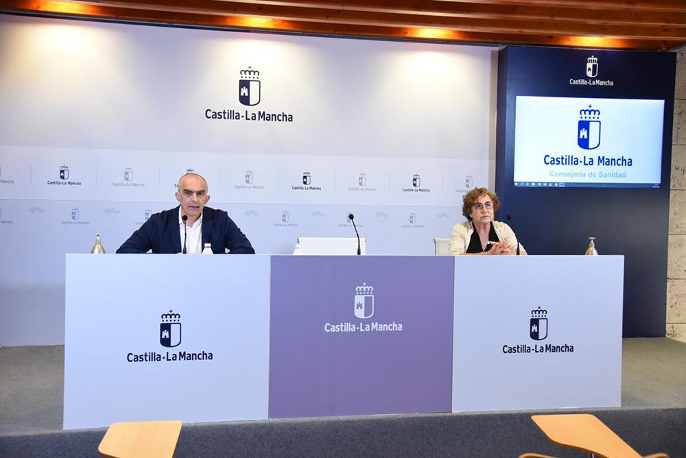 Juan Camacho y Maite Marín