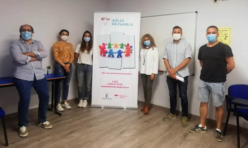 Programa Aulas de Familia en Albacete