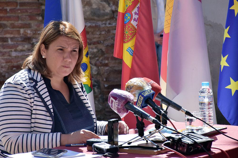Tita García Élezalcaldesa Talavera2