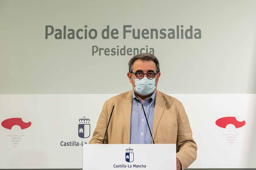 Albacete- Consejero de Sanidad hoy