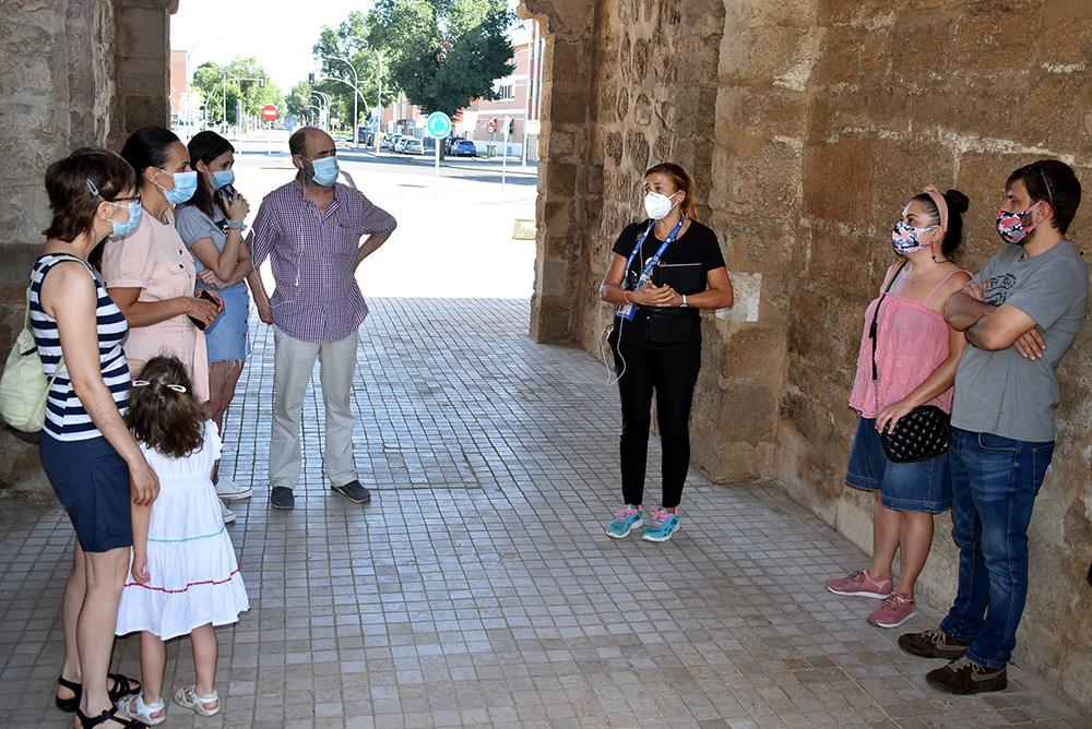 Ciudad Real visita Puerta de Toledo