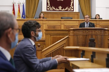 Cortes Regionales pleno Inclusión