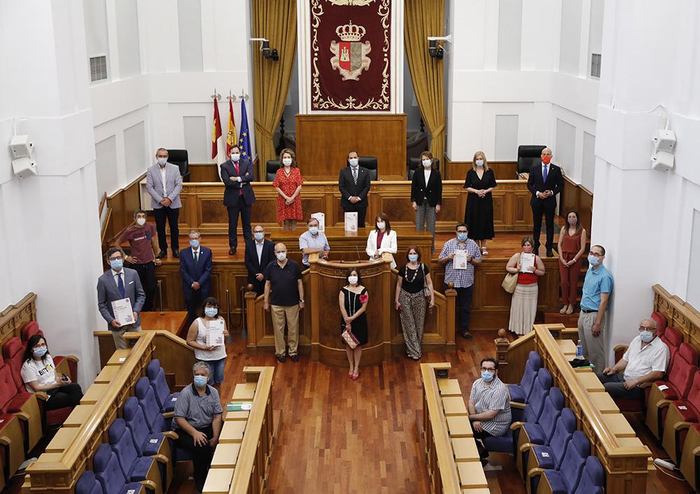 Cortes Regionales pleno1