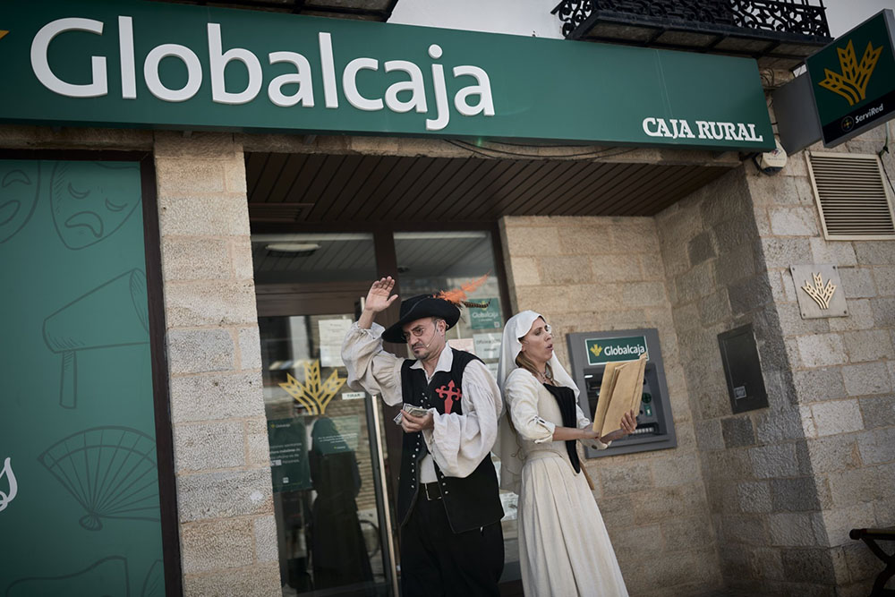 Globalcaja y Almagro