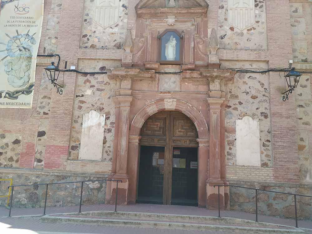 Herencia convento de La Merced