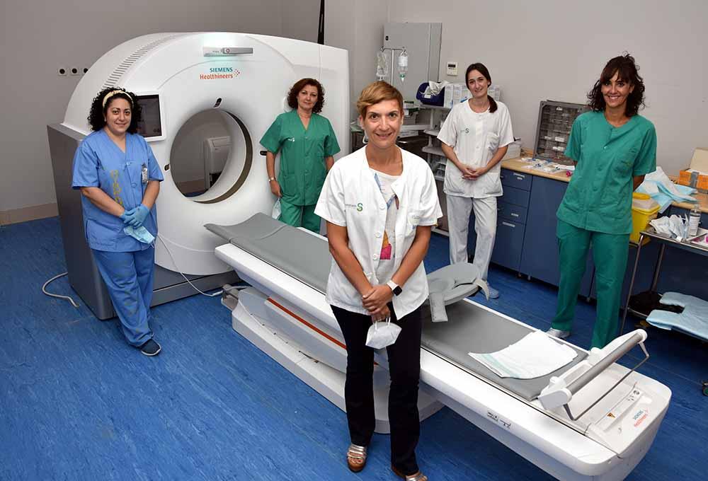 Hospital de Talavera. Tac Servicio de Radiologia 20200629-02