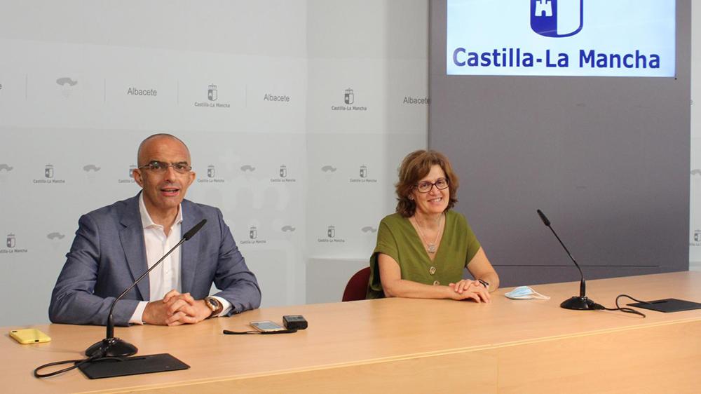 Juan Camacho y Blanca Hernádez